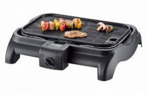 severin pg 2791 barbecue elektrogrill schwarz mwd. Black Bedroom Furniture Sets. Home Design Ideas